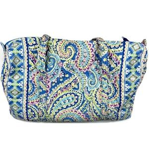 Vera Bradley Medium Duffel Tote Bag
